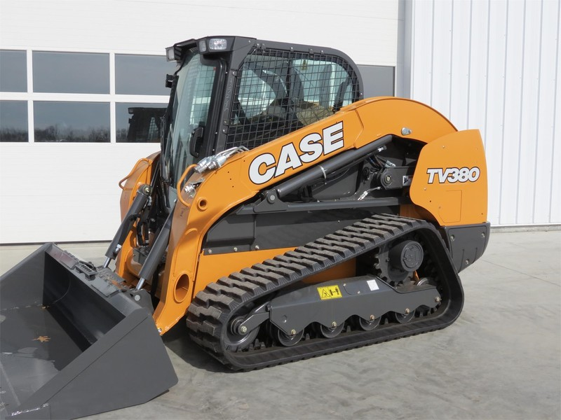Used Case TV380 Skid Steers for Sale   Machinery Pete