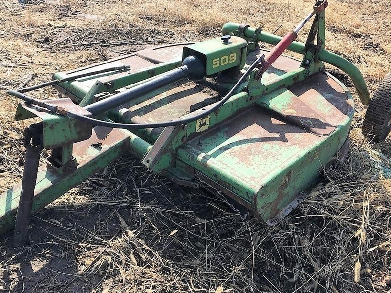 John Deere 509 Rotary Cutters for Sale | Machinery Pete