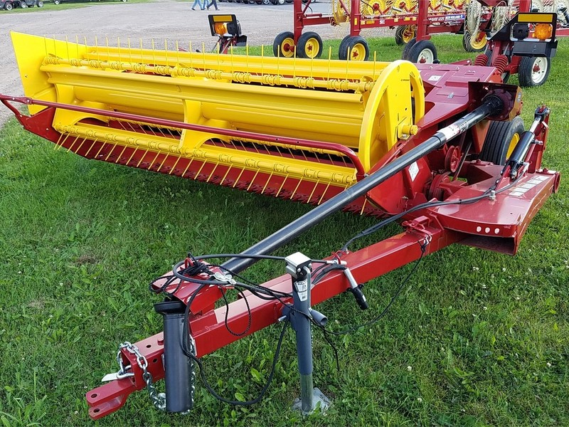 2016 New Holland 488 Mower Conditioner