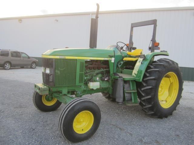 2003 John Deere 6603 Tractor