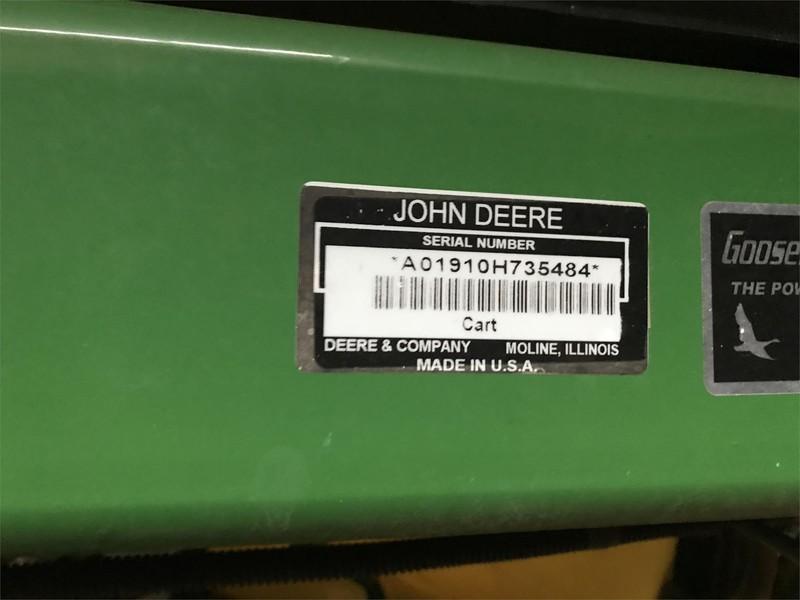 2010 John Deere 1835 Air Seeder