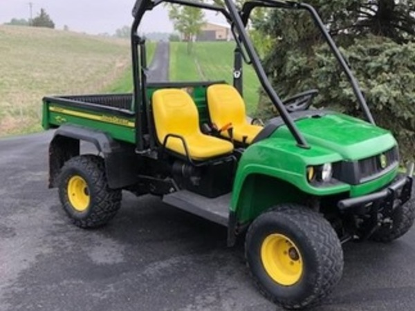 2007 john deere gator hpx atvs and utility vehicle. Black Bedroom Furniture Sets. Home Design Ideas