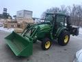 2011 John Deere 4720 Pull-Type Forage Harvester