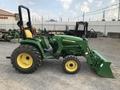 2017 John Deere 3032E Tractor