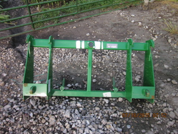 Frontier AB13K Loader and Skid Steer Attachment