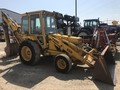 1981 Ford 555 Backhoe