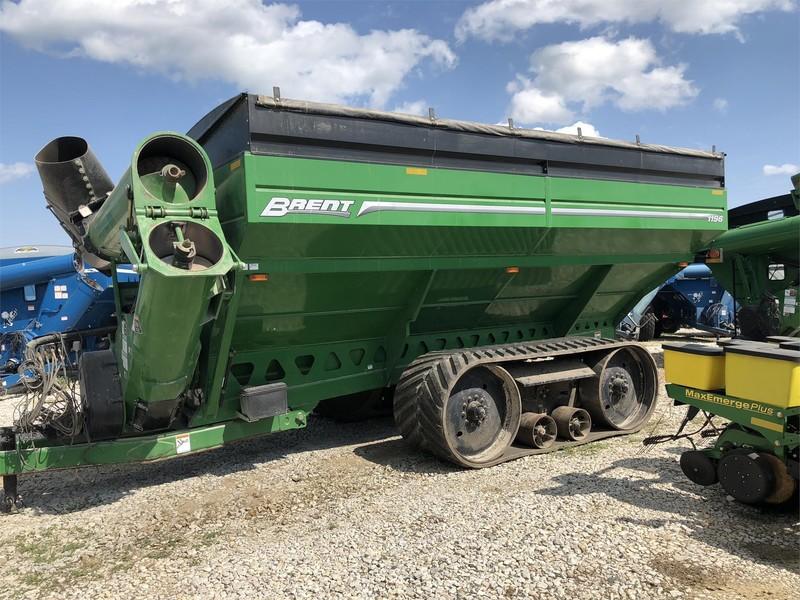 Brent 1196 Grain Cart