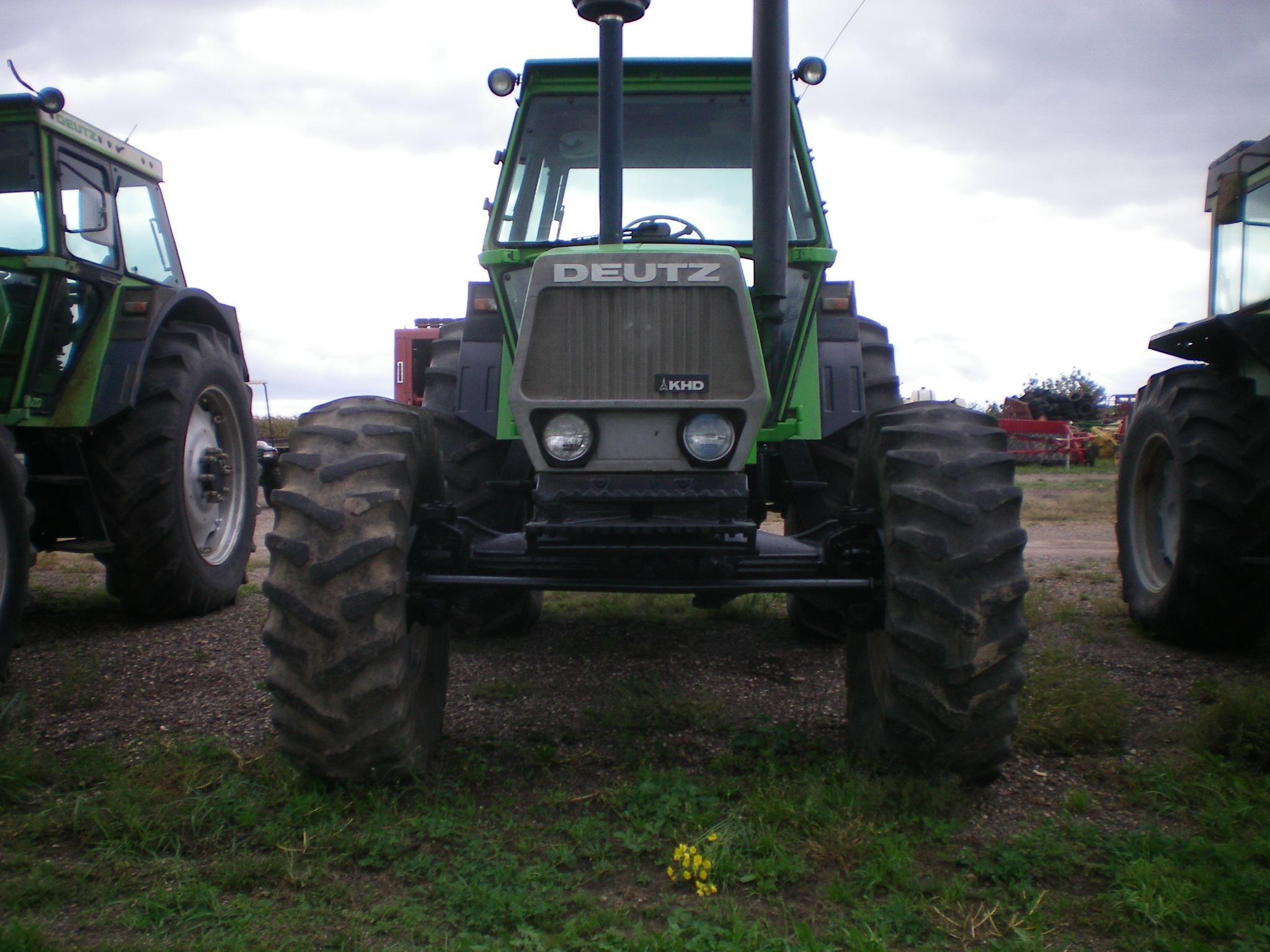 1979 Deutz DX110 Tractor