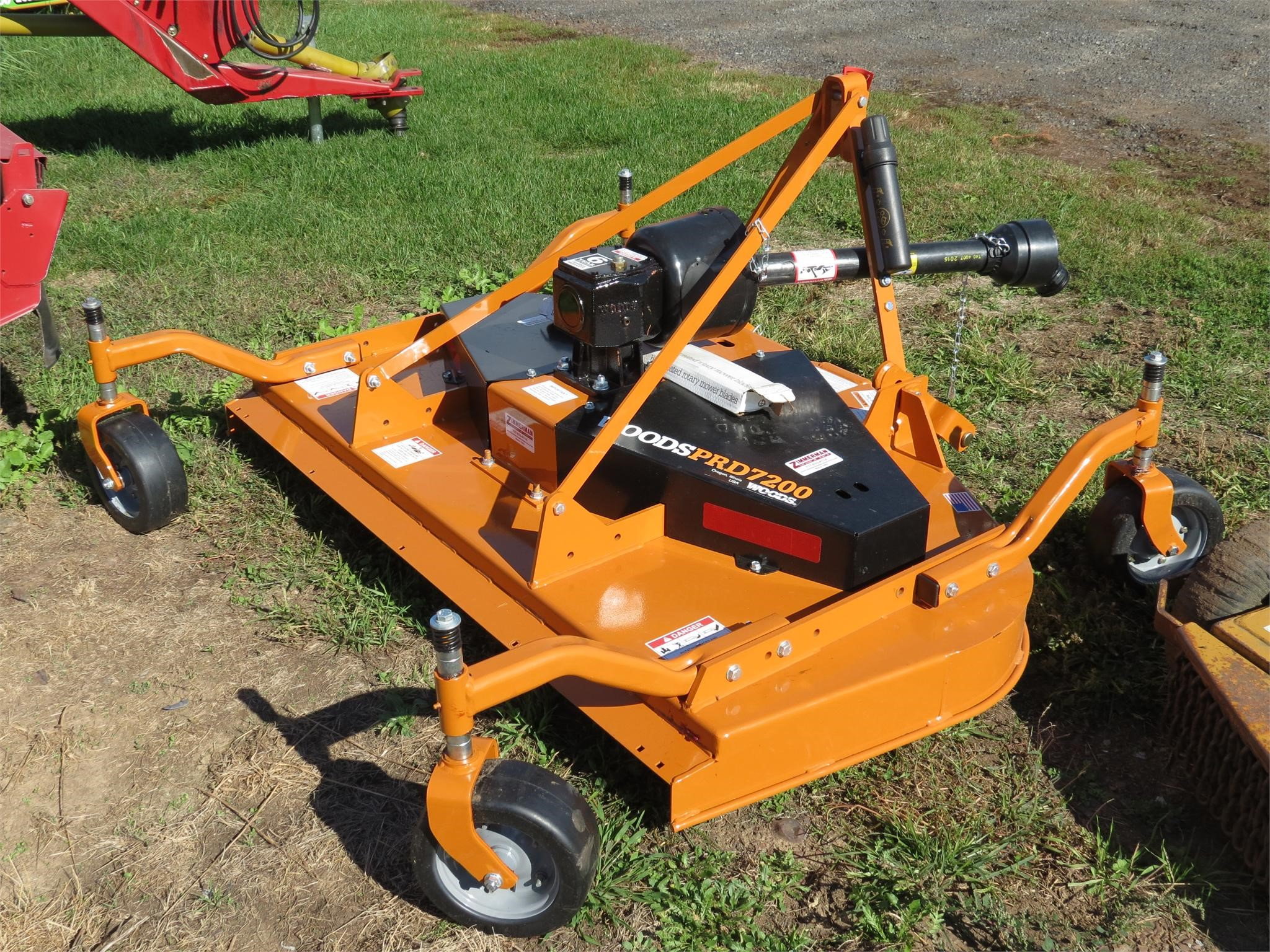 2021 Woods PRD7200 Rotary Cutter