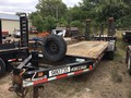 2012 Felling FT16I-20 Flatbed Trailer