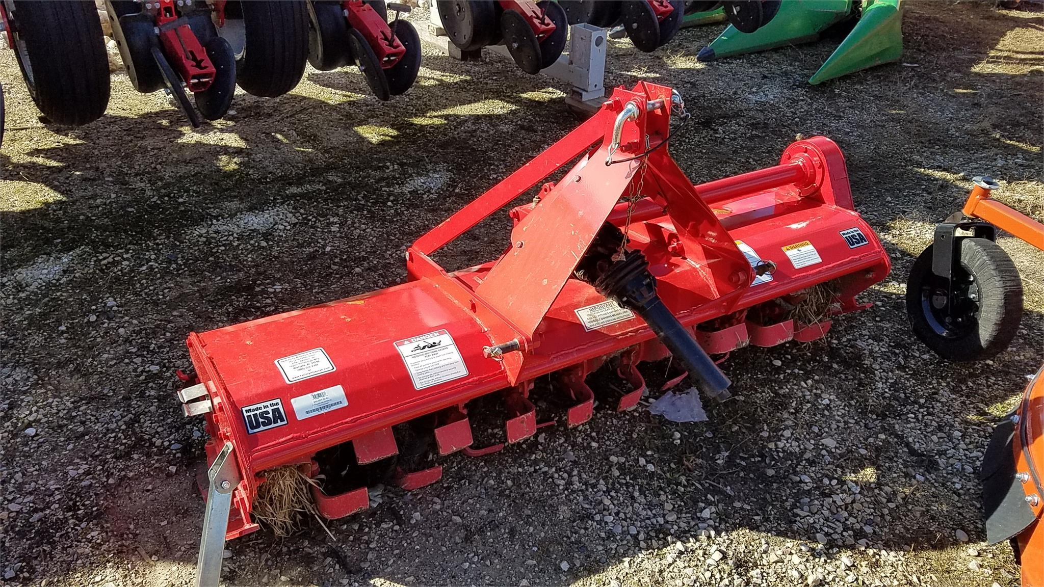 Taylor Way 962GDT60 Mulchers / Cultipacker