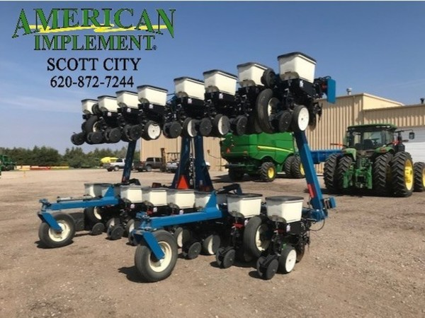 2008 Kinze 3140 Planter Scott City Kansas Machinery Pete