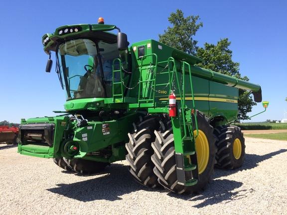 Brand New Combine Harvester