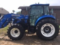 2014 New Holland T4.115 100-174 HP