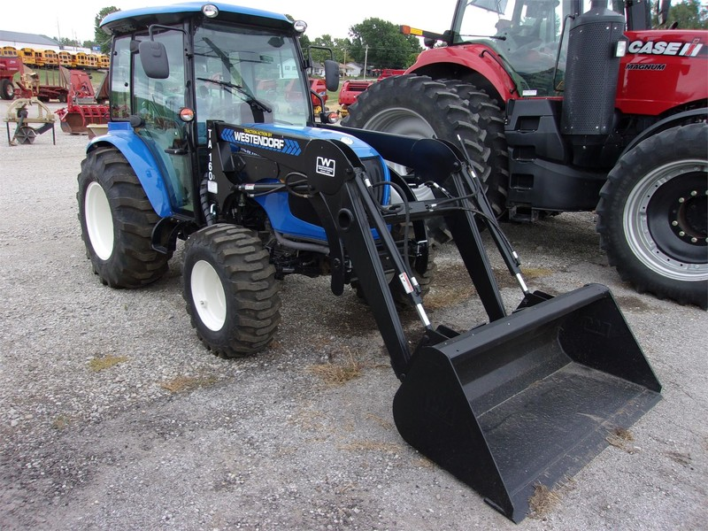 Used New Holland Tractors for Sale   Machinery Pete