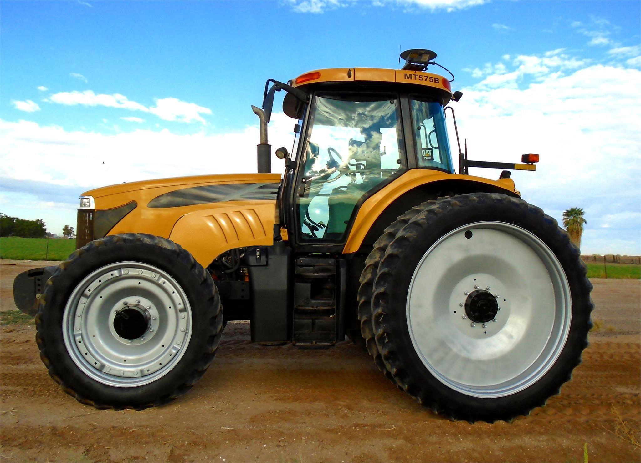 2007 Challenger MT575B Tractor