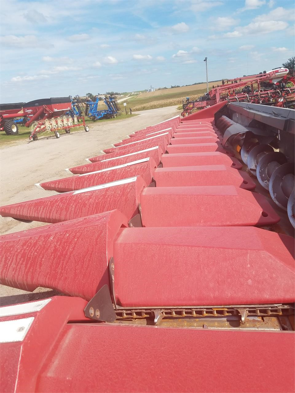2011 Drago 1230 Corn Head