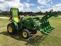 2017 John Deere 3025E Tractor