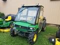 2007 John Deere Gator XUV 850D ATVs and Utility Vehicle