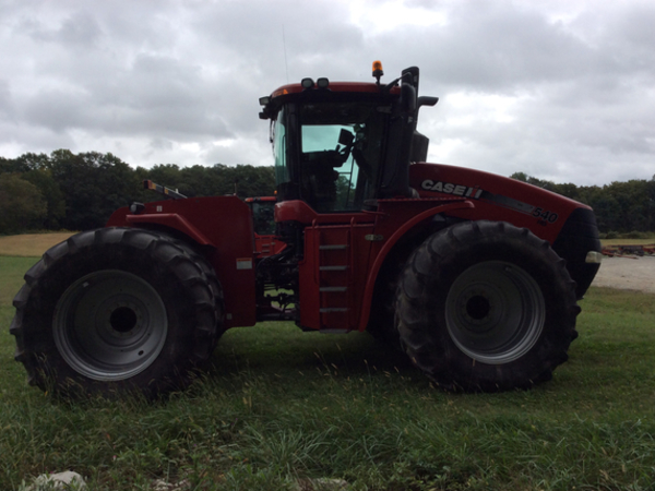 2015 Case IH Steiger 540 Tractor