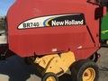 2007 New Holland BR740A Round Baler