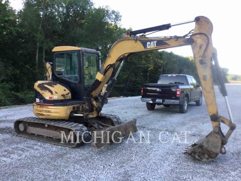 2004 Caterpillar 305CR Excavators and Mini Excavator