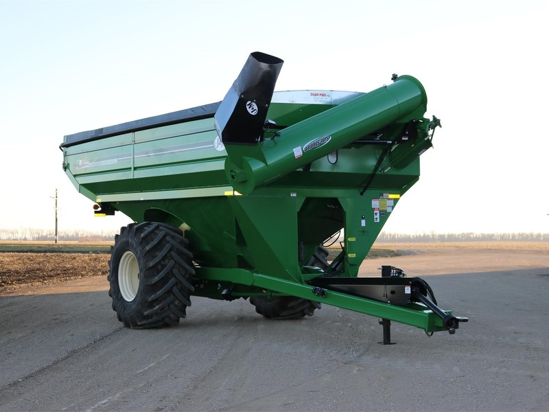 2018 J&M 1112 Grain Cart