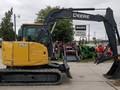 2012 Deere 75D Excavators and Mini Excavator