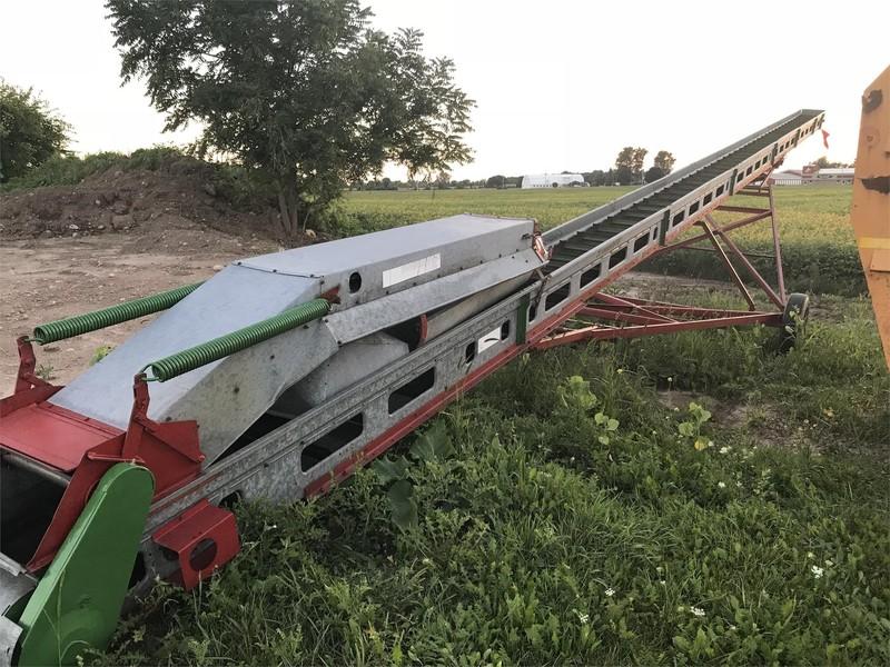 Kewanee 600 Augers and Conveyor