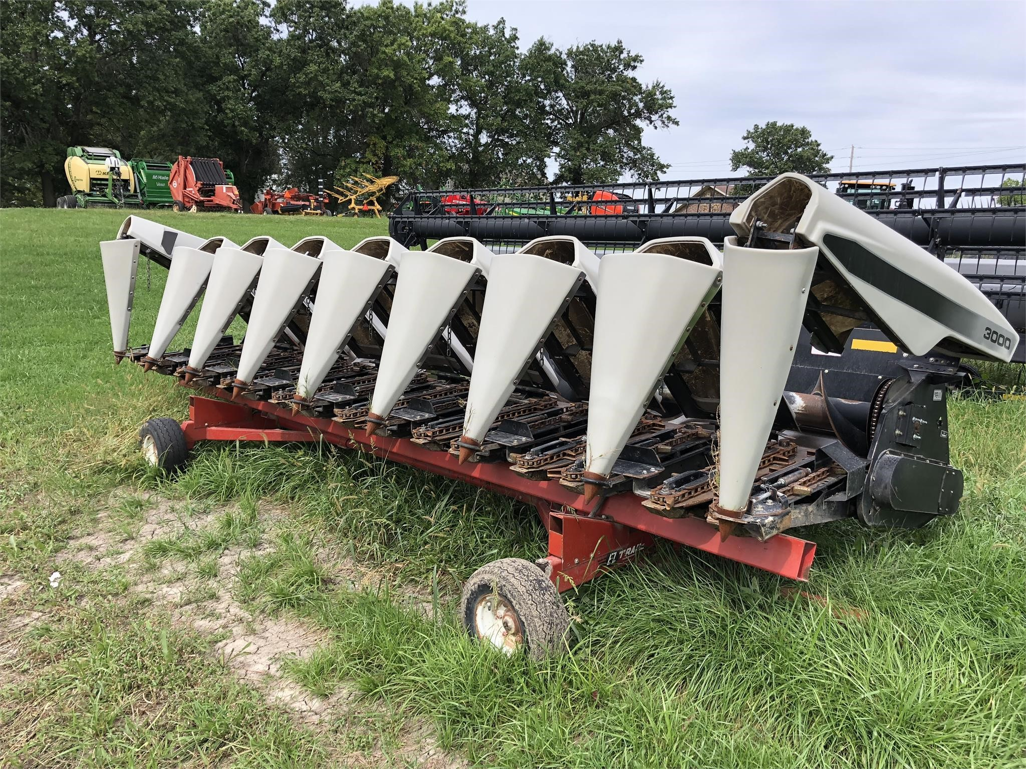 Gleaner 3000 Corn Head