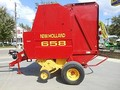 2001 New Holland 658 Round Baler