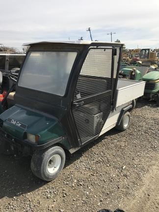 2013 Club Car CC II ATVs and Utility Vehicle