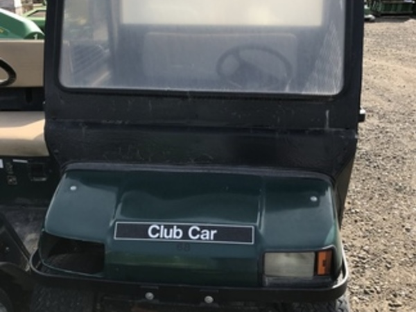 2013 Club Car CC II ATVs and Utility Vehicle