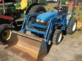 2010 New Holland TC18 Tractor