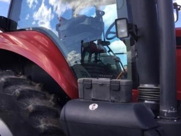2014 Case IH Magnum 340 Tractor