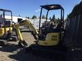 2018 Yanmar VIO17 Excavators and Mini Excavator