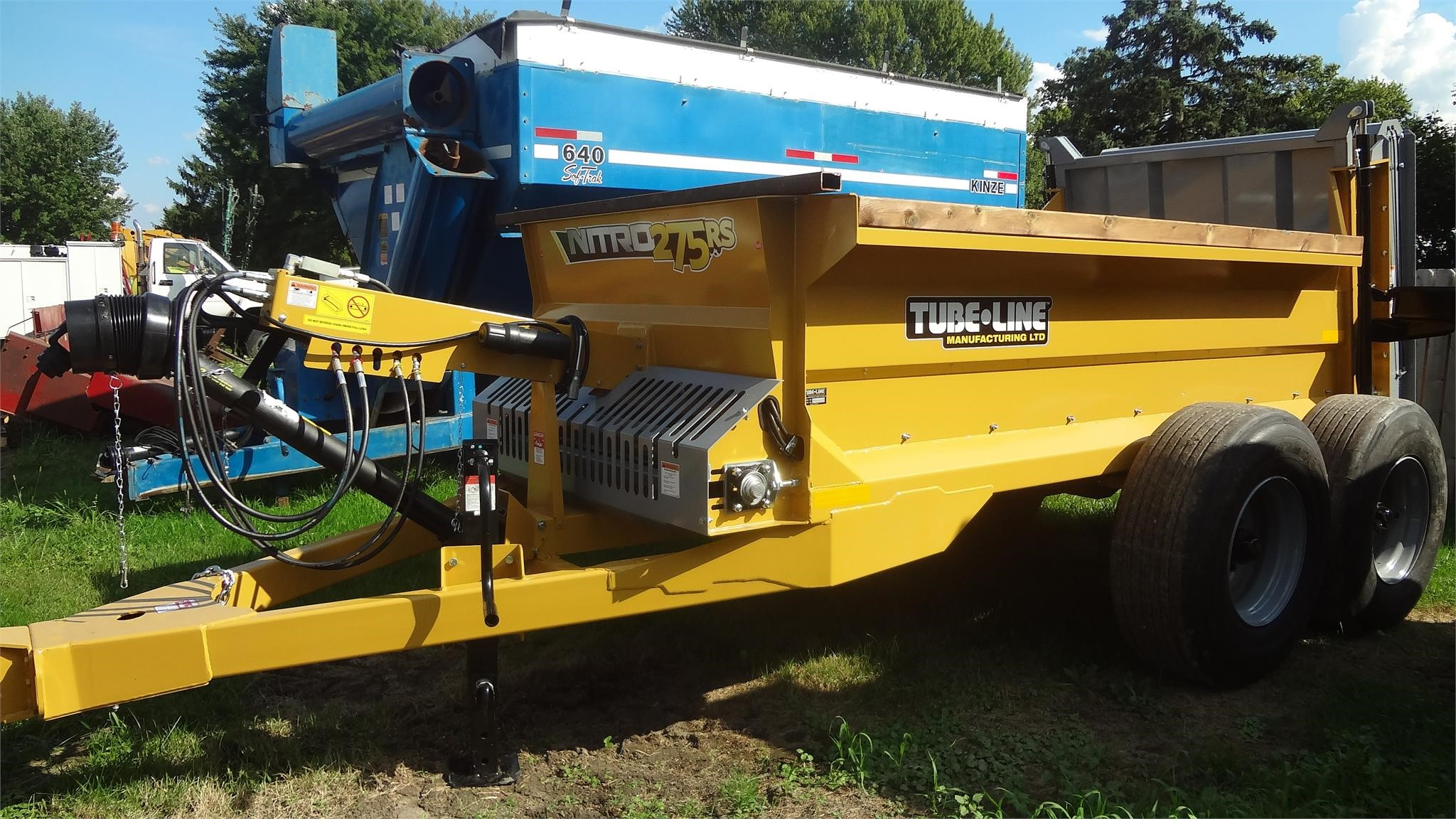 Tubeline NITRO 275RS Manure Spreader