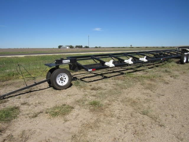 Wemhoff H36 Header Trailer