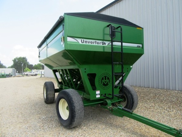 2007 Unverferth 530 Gravity Wagon