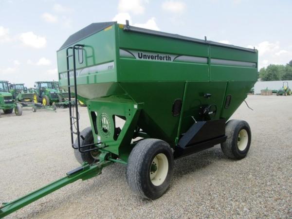 2007 Unverferth 530 Gravity Wagon