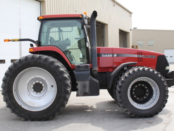 2006 Case IH MX285 Tractor