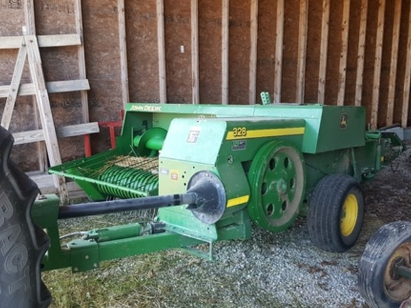Used Small Square Balers for Sale | Machinery Pete