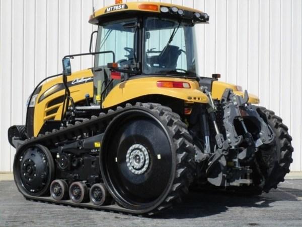 2017 Challenger MT765E Tractor