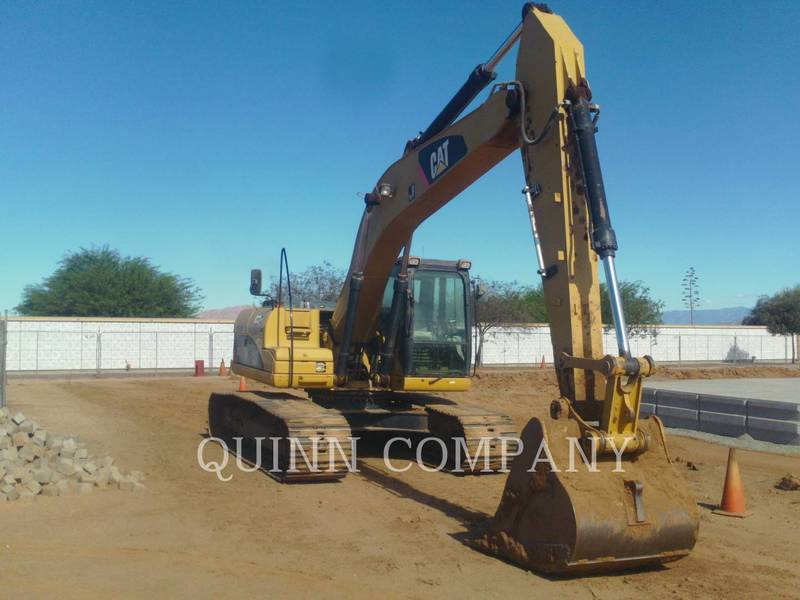 2010 Caterpillar 320DL Excavators and Mini Excavator