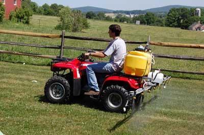 2021 CropCare ATV25 Pull-Type Sprayer