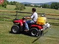 2020 CropCare ATV25 Pull-Type Sprayer