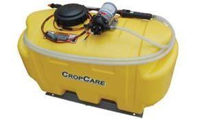 2021 CropCare LG25 Pull-Type Sprayer