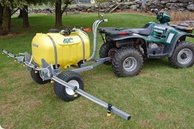 2021 CropCare ATX60-TR Pull-Type Sprayer