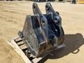 2017 GUEST INDUSTRIES HDS1230  CX130 Backhoe and Excavator Attachment