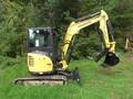2018 Yanmar VIO35-6A Excavators and Mini Excavator